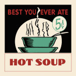 Hot Soup giclee art print