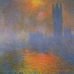 Houses of Parliament giclee art print