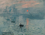 Impression, Sunrise giclee art print