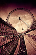 London Eye giclee art print