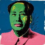Mao, 1972 (Green) giclee art print