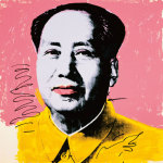Mao, 1972 (yellow shirt) giclee art print