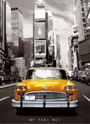 New York - Taxi No.1 art print