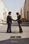 Pink Floyd - Wish You Were Here art print