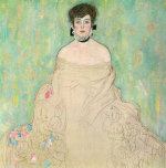 Portrait of Amalie Zuckerkandl (unfinished), 1917-1918 giclee art print