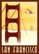 San Francisco giclee art print