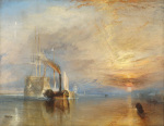 The Fighting Temeraire giclee art print