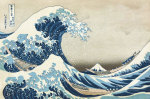 The Great Wave at Kanagawa giclee art print