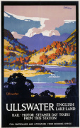 Ullswater - English Lake-Land art print