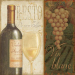 Wine List II giclee art print