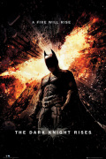 Batman The Dark Knight Rises art print
