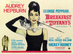 Breakfast at Tiffany&#39;s - Quad giclee art print