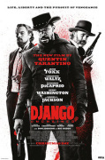 Django Unchained - Life, Liberty and the Pursuit of Vengeance art print