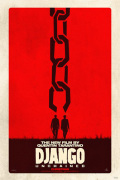 Django Unchained - Tarantino art print