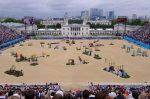 Equestrian Arena, London 2012 Olympic Games giclee art print