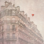 For the Love of Paris giclee art print