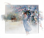 Goodbye giclee art print