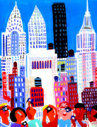 I Love NYC giclee art print