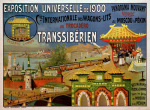 International Exhibition, 1900 giclee art print