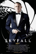 James Bond - Skyfall (Black) art print