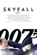 James Bond - Skyfall (White) art print