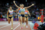 Jessica Ennis, London 2012 Olympic Games giclee art print