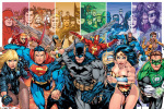 Justice League of America - Generations art print