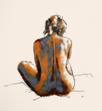 Life Drawing 1 giclee art print