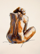 Life Drawing 2 giclee art print