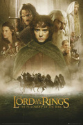 Lord of the Rings - Fellowship One Sheet art print