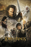 Lord of the Rings - Return of the King art print