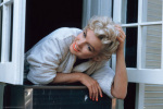 Marilyn Monroe - Window art print
