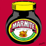 Marmite - Original (Red) giclee art print