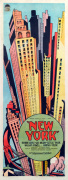 New York giclee art print