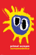 Primal Scream - Screamadelica art print