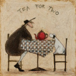Tea For Two art print