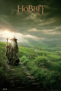 The Hobbit - Gandalf art print