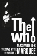 The Who - Maximum R&B art print