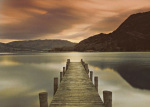Ullswater art print