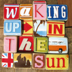 Waking Up In The Sun giclee art print