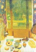 The Breakfast Room, 1930 art print