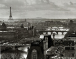 Bridges of Paris art print