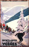 Winter Sports art print
