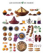 The Taste of Morocco art print