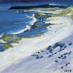 Beach of the Seat, Iona art print