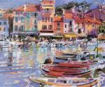 Cassis Vista art print