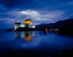Eilean Donan Castle art print