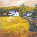 Moniaive Village art print