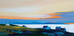Sun Colours, Eriskay art print