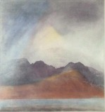 Winter Sun, Skye art print
